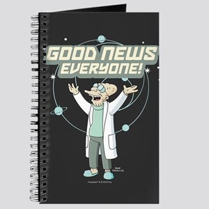 Futurama Good News Journal