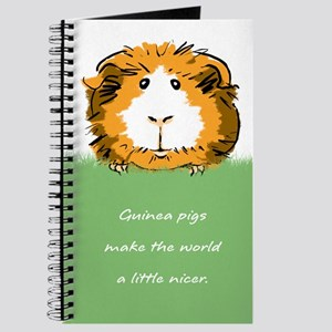 Guinea pigs make the world a little nicer Journal