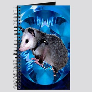 Baby Possum Kaleidoscope Journal