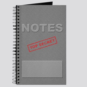 Top Secret Journal