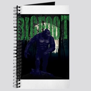 BIGFOOT- out of the darkness Journal