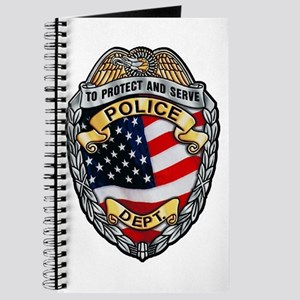 Police To Protect and Serve Journal