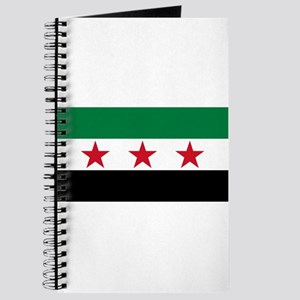 pre-1963 Flag of Syria Journal
