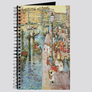 Maurice Prendergast Venice Grand Canal Journal
