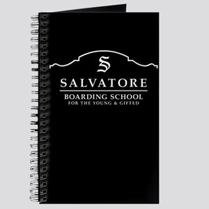 TVD Salvatore School Journal