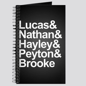 One Tree Hill Names Journal