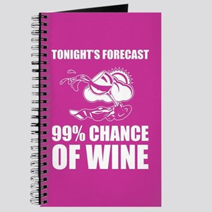 Chance of Wine Journal
