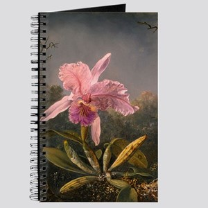 Orchid Notebooks Cafepress
