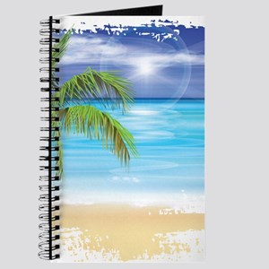 Beach Scene Journal