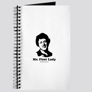 Mr. First Lady Journal