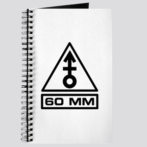 60mm Warning (B) Journal