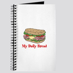My Daily Bread Journal