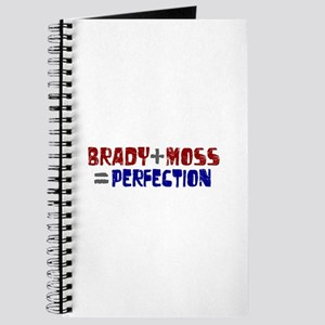 Brady to Moss Perfection Journal