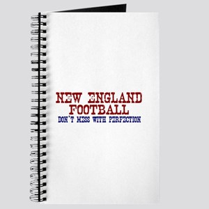 New England Football Perfection Journal