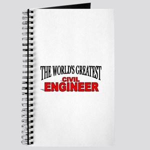 """The World's Greatest Civil Engineer"" Journal"