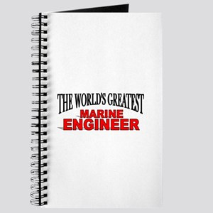 """The World's Greatest Marine Engineer"" Journal"