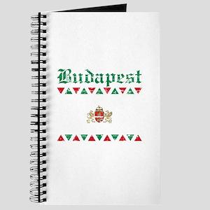 Budapest Notebooks - CafePress