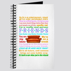 Friends TV Journal