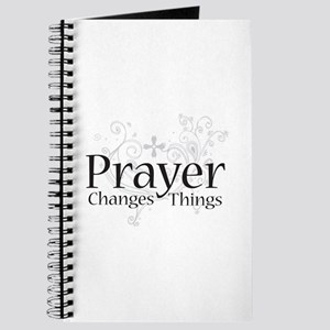 Prayer Changes Things Journal
