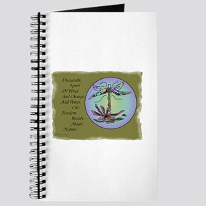 Dragonfly Bright Journal
