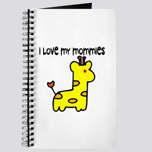 #5 I Love My Mommies Journal
