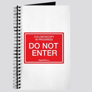 Endoscopy Notebooks - CafePress