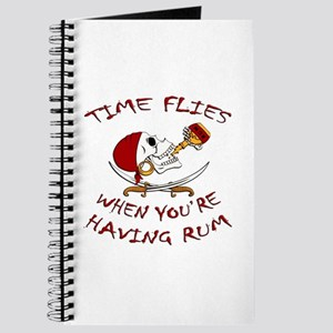 Time Flies When You're Having Rum Journal