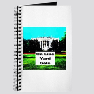 White House On Line Yard Sale Journal