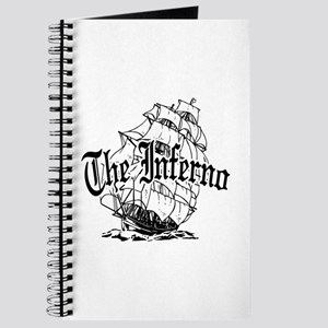 Inferno Pirate Ship Journal