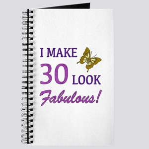 I Make 30 Look Fabulous! Journal