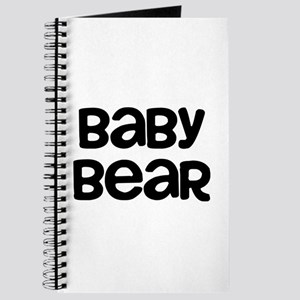 Baby Bear Journal