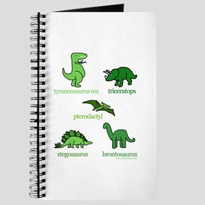 Dinosaurs Galore Journal