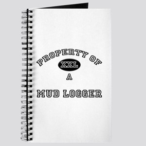 Property of a Mud Logger Journal