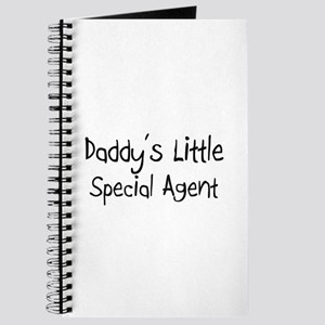 Daddy's Little Special Agent Journal