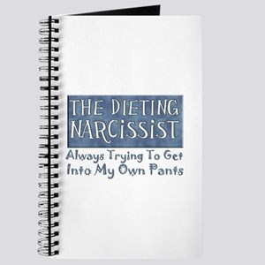 Narcissist Notebooks - CafePress