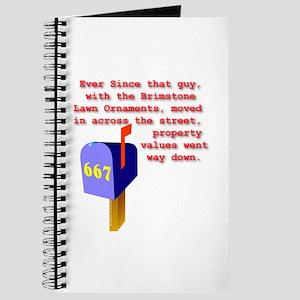 Mailbox Notebooks - CafePress