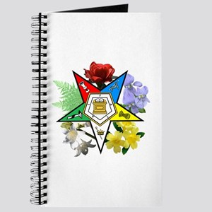 Eastern Star Floral Emblems Journal