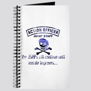 Exclusive Action Officer Gear Journal