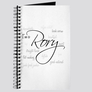 I'm a Rory Journal