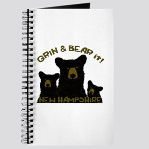 Grin & Bear it! Journal