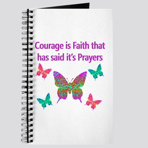 CHOOSE COURAGE Journal