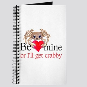 Be Mine-or I'll get crabby Journal