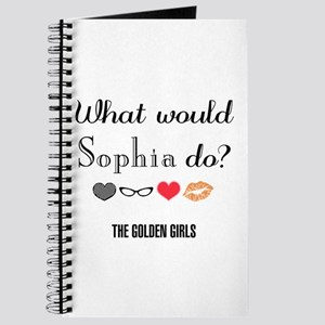 What Would Sophia Do Journal