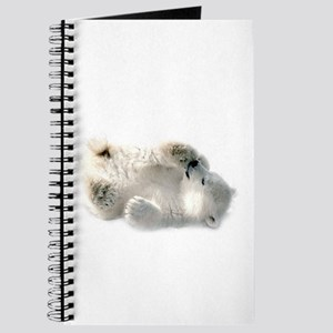 Baby Polar Bear Journal