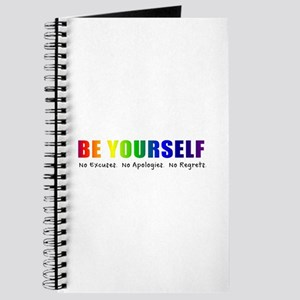 Be Yourself (Rainbow) Journal