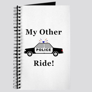 Police My Other Ride Journal
