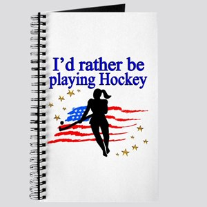 HOCKEY GIRL Journal