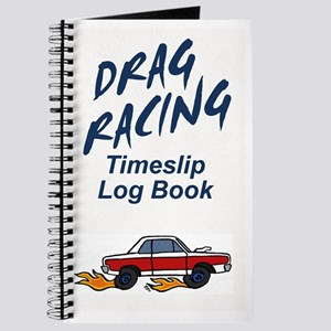 Drag Racing Timeslip Log Book