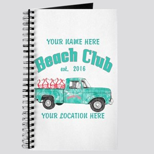 Flamingo Beach Club Journal