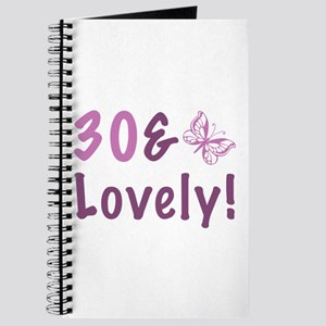 30 & Lovely Journal